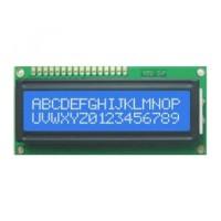 2x16 LCD Mavi