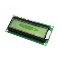 2x16 LCD Yeşil