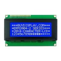 4x20 LCD Mavi