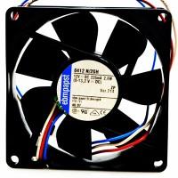 Typ8412n-2Gh 12V 0.235A 80X80x25 Papst Fan