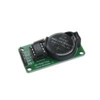 DS1302 Gerçek Zamanlı Saat Devresi Modülü - RTC Modülü (PİL YOK)