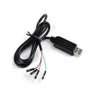 Pl2303 Usb-Ttl Seri Dönüştürücü Kablo - Prolific Rs232 Ftdı Donüştücü