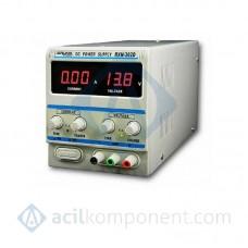 RXN-302D 0-30Volt 0-2Amper AYARLI
